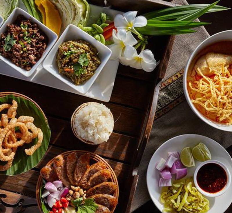 อาหารไทยภาคเหนือ