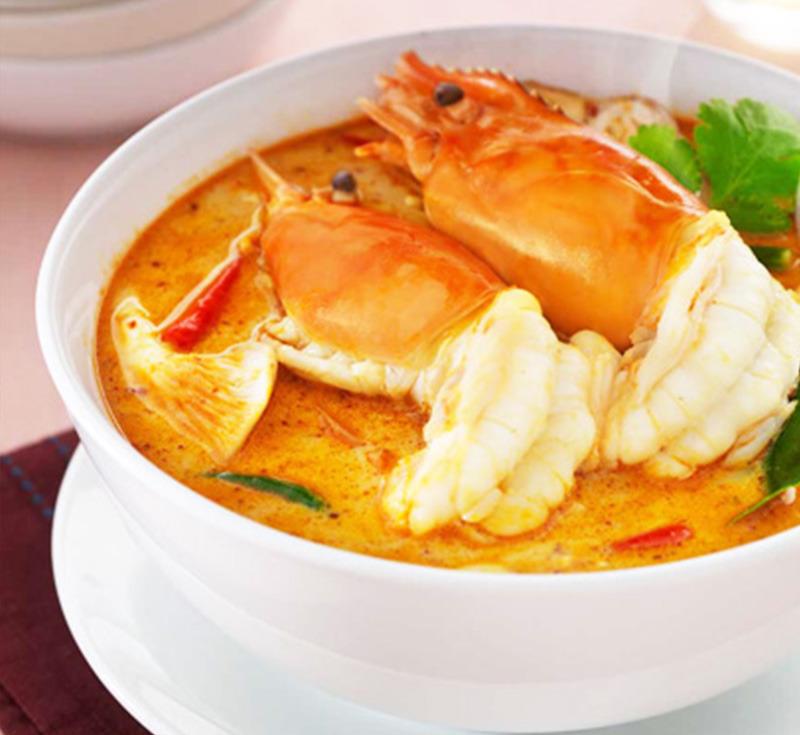อาหารไทยรสแท้