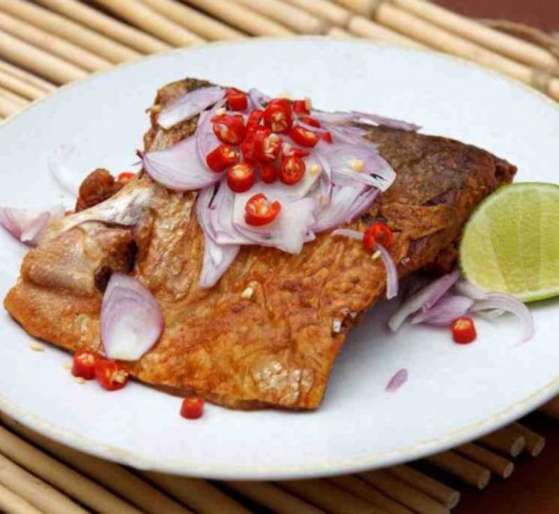 Pla Som (Sour Fish)