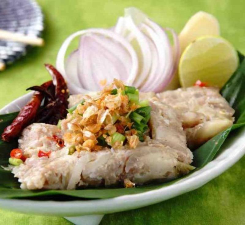 Naem Mok (Fermented Thai Pork Sausage)
