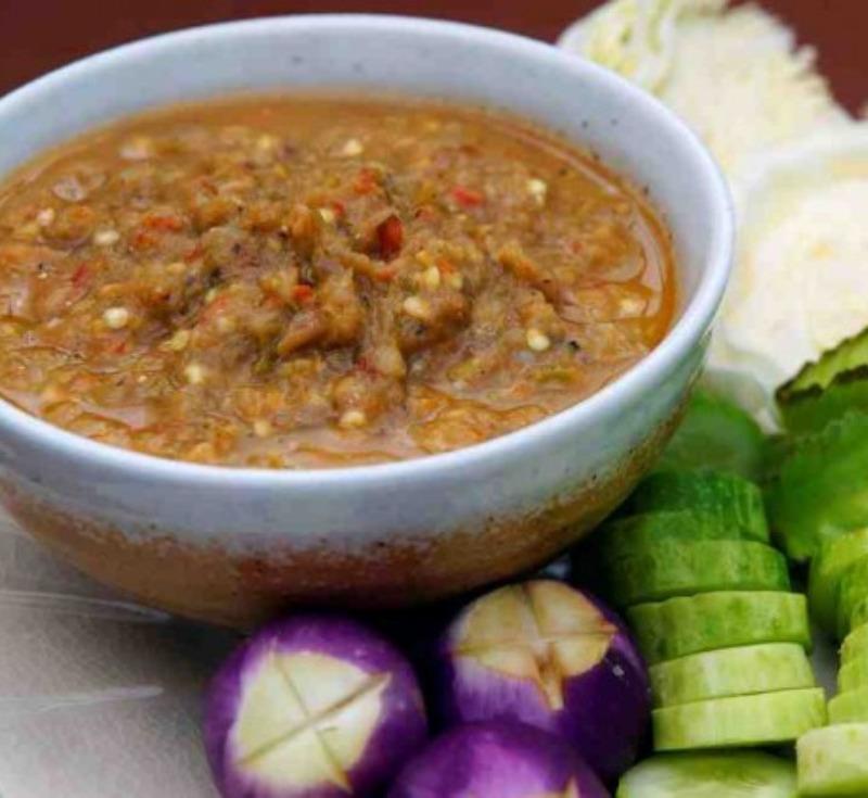 Pon Pla (Fish Dipping Sauce)