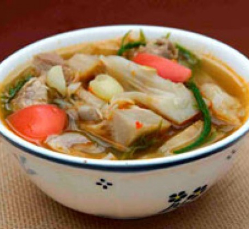 Gaeng Khanun (Jackfruit Curry)